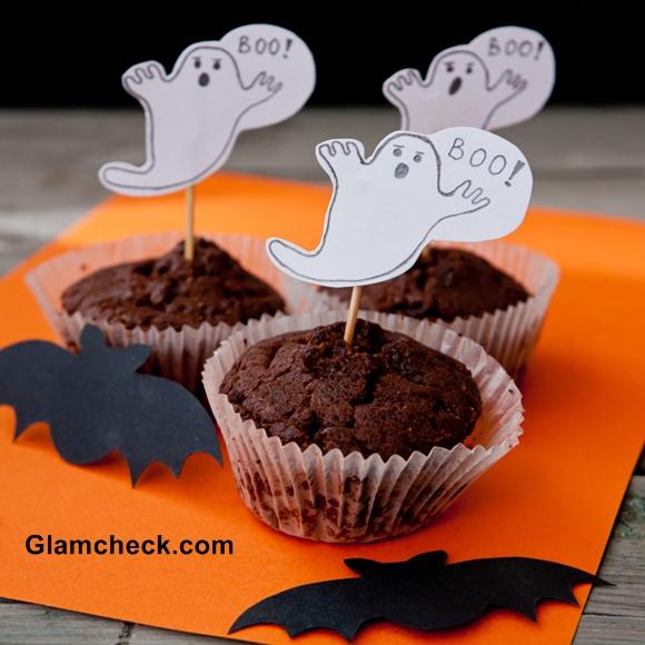 halloween cupcakes decoration ideas