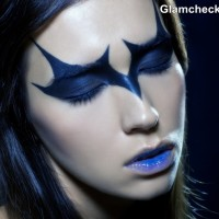 Halloween Makeup – Crow Girl