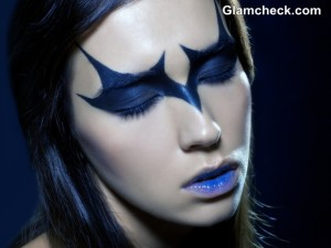 Halloween Makeup – Crow Girl