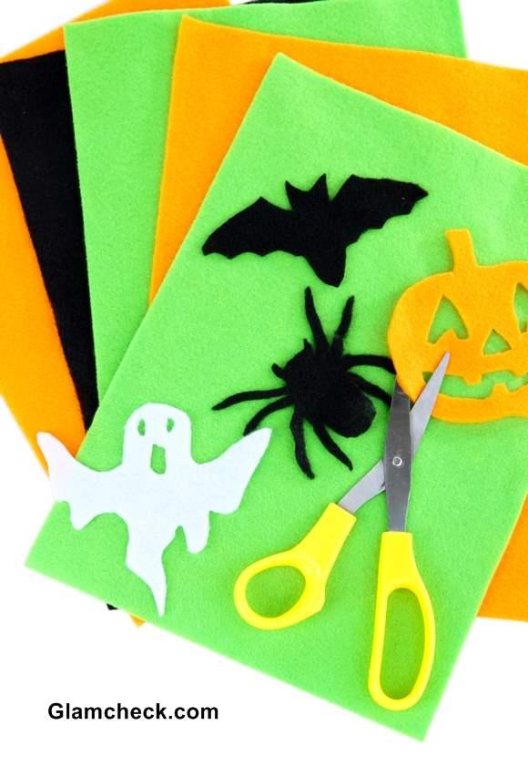 Halloween Theme Party Table Set-up DIY