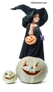 Halloween Witch Costume for Little Girls
