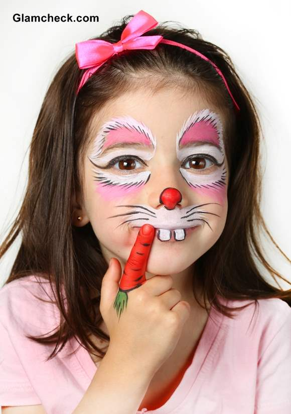 Halloween Makeup Ideas For Kids.Cute Halloween Costume Makeup Ideas For Kids