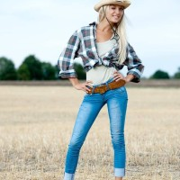 How to Get The Cow Girl Look for Less