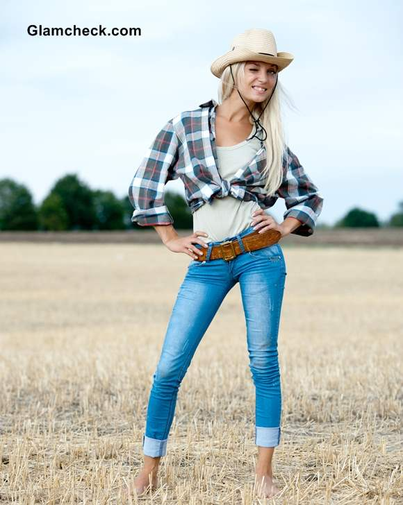 How to Get The Cowgirl Look for Less