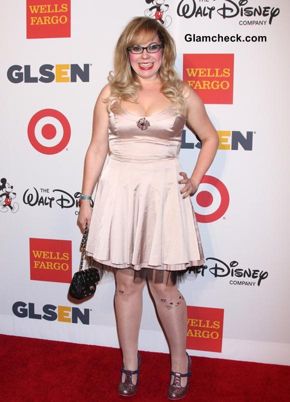 Kirsten Vangsness at 2013 GLSEN Awards