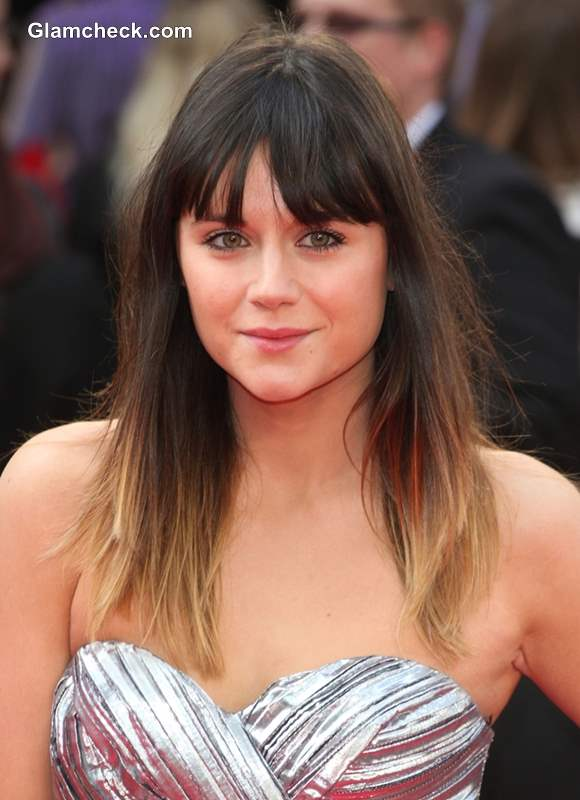 Lilah Parsons Brown Hair Color