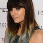 Lilah Parsons Gray Hair Color