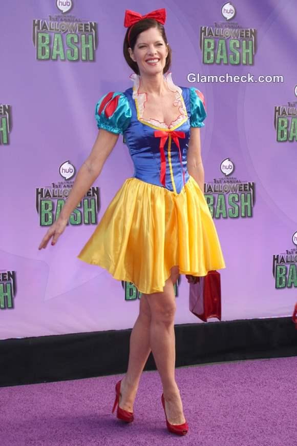 Michelle Stafford Halloween 2013
