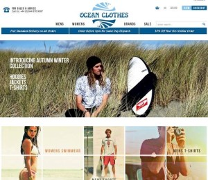 Ocean Clothes – Dress Up the Surfer and Water Sport Enthusiast in You