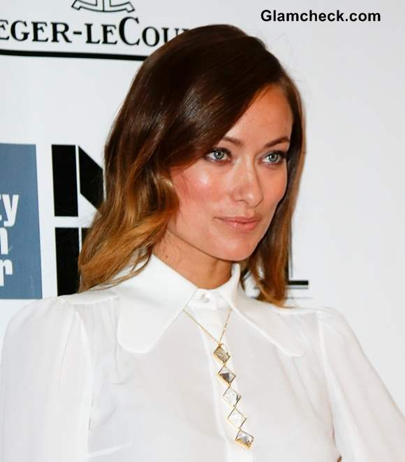 Olivia Wilde pictures at Her Premiere