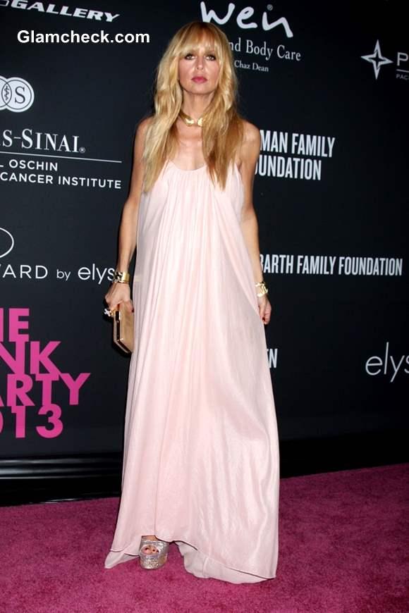 Rachel Zoe at Santa Monica 2013 Pink Party