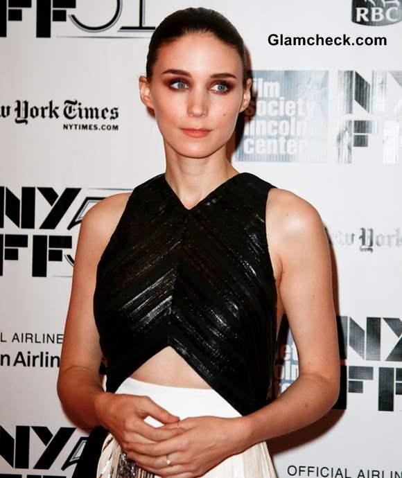 Rooney Mara 2013 at Her Premiere