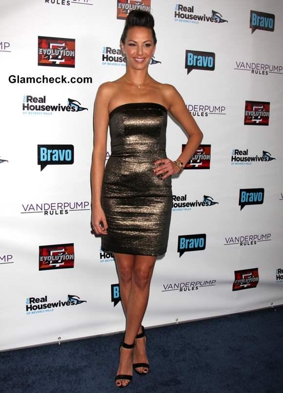 Scheana Marie at TV Show Parties 2013