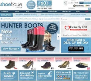 Shoetique – The Online Shoe Boutique