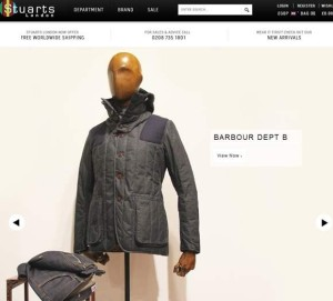 Stuarts London – Apparels and Accessories for the Fashionable Man