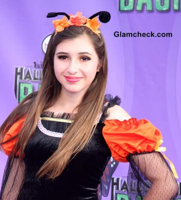Victoria Strauss Halloween 2013