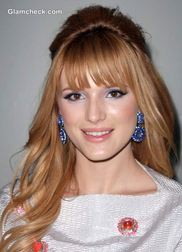 Bella Thorne At Flaunt Magazine November 2013 Issue Party
