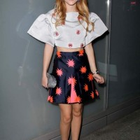 Bella Thorne at Flaunt Magazine November Issue Party 2013