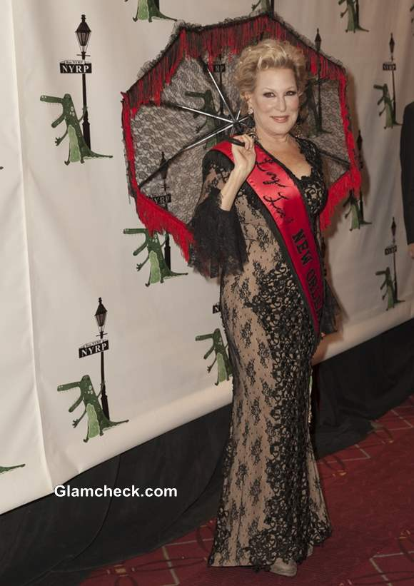 Bette Midler at Hulaween Party 2013