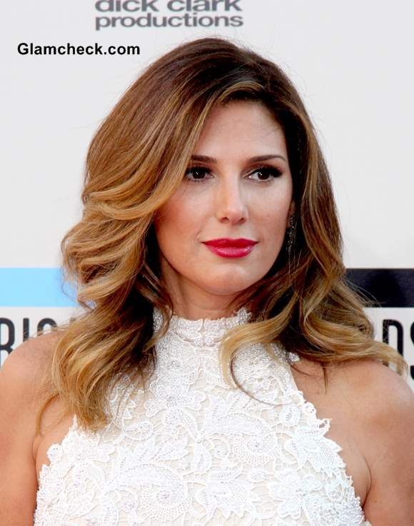 Blonde Highlights Daisy Fuentes