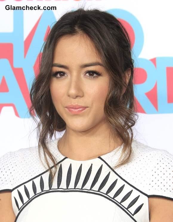 Chloe Bennet at 2013 TeenNick HALO Awards