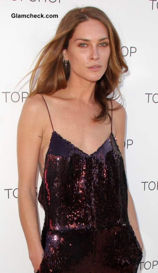 Erin Wasson at Topshop Holiday Event 2013