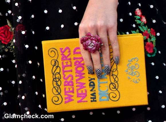 Katy Perry at American Music Awards  2013