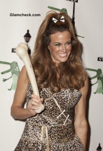 Kelly Bensimon at Hulaween Party 2013