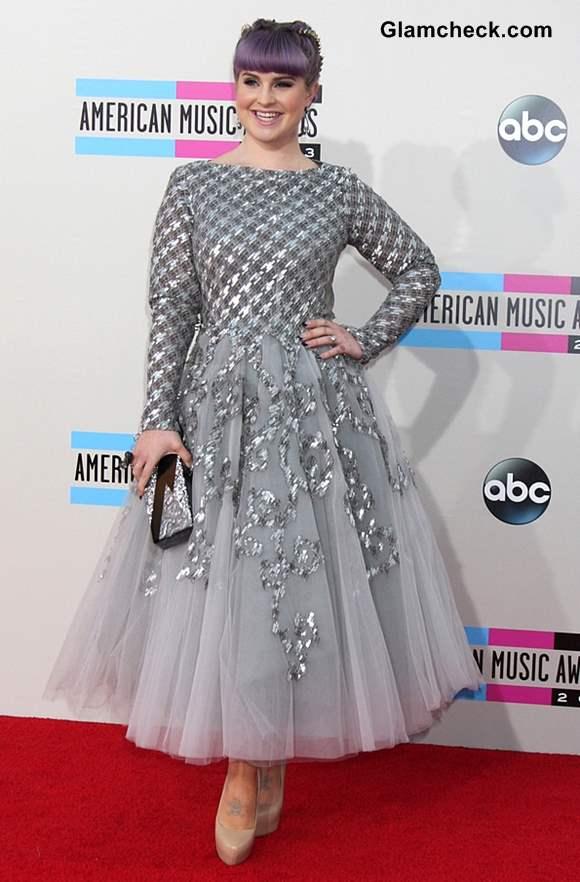 Kelly Osbourne at 2013 AMAs