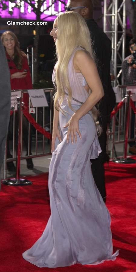Lady Gaga at American Music Awards 2013