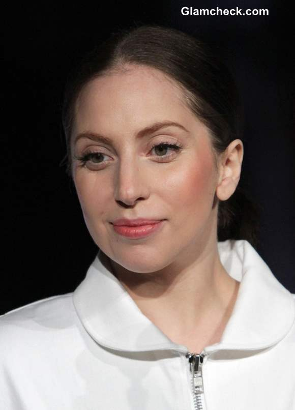 Lady Gaga without Makeup Pictures