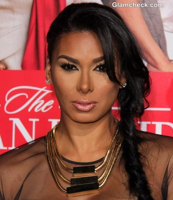 Laura Govan at The Best Man Holiday Premiere