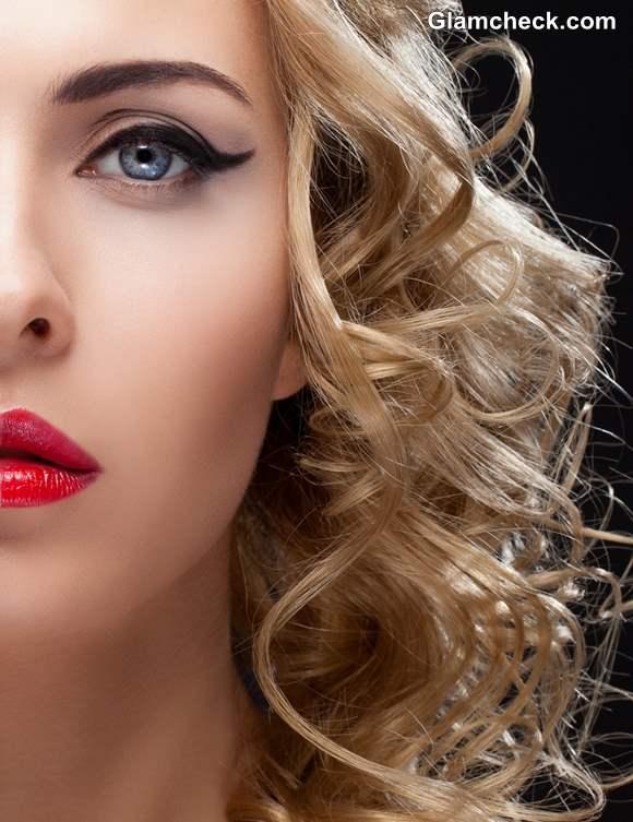Makeup classic pinup