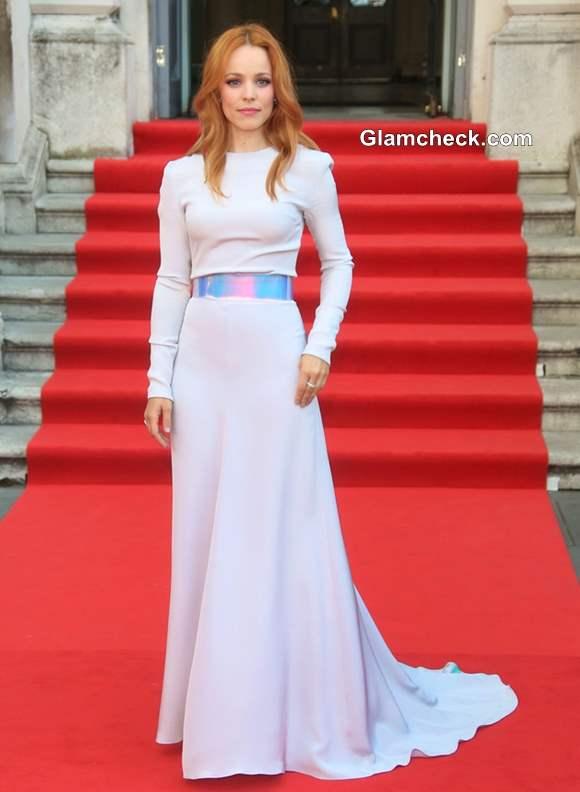 Rachel McAdams in Roksanda Illincic Gown at About Time UK Premiere