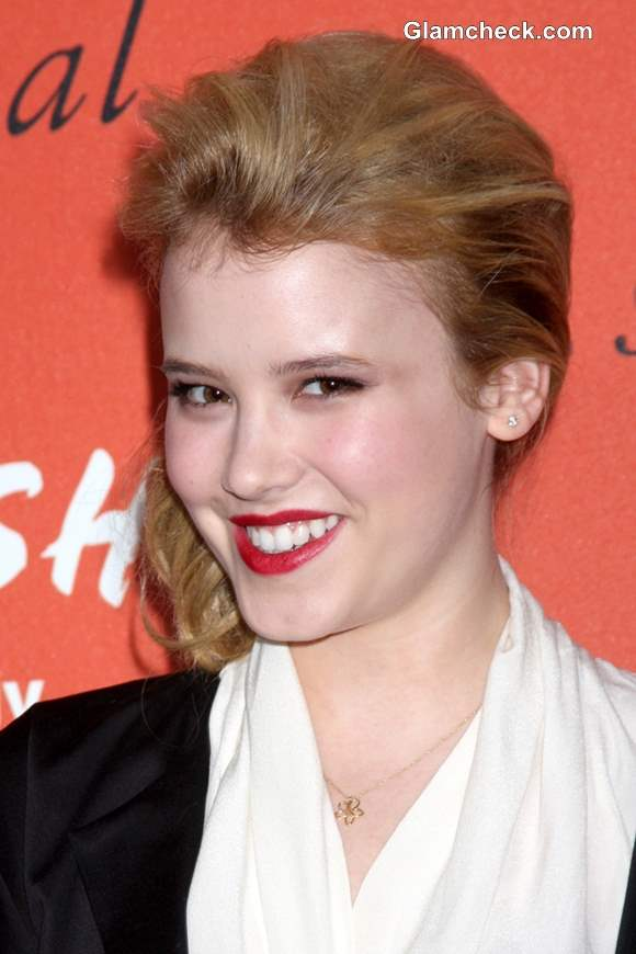 Taylor Spreitler 2013 at ABCs CRUSH Launch