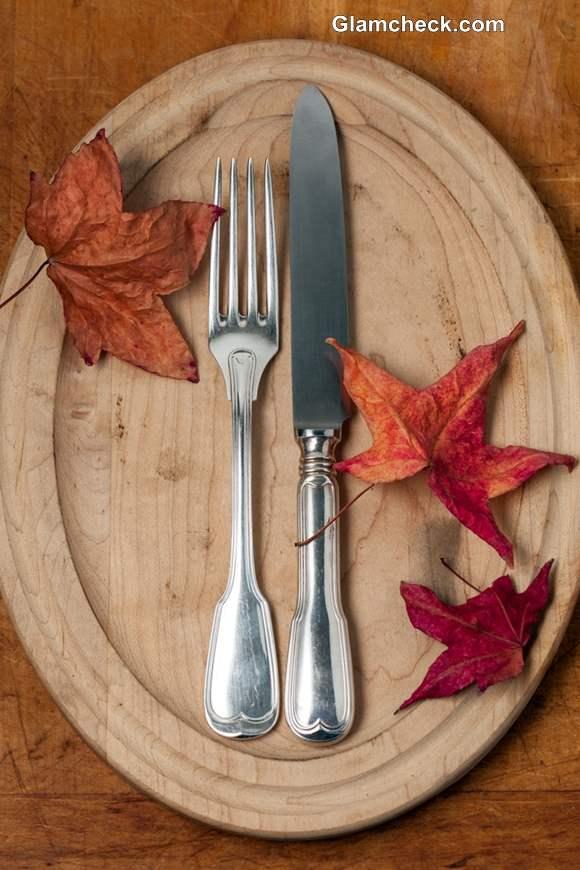 Thanksgiving Dinner Table Setting ideas