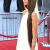 Zendaya Coleman Sports Long Hair at AMAs 2013