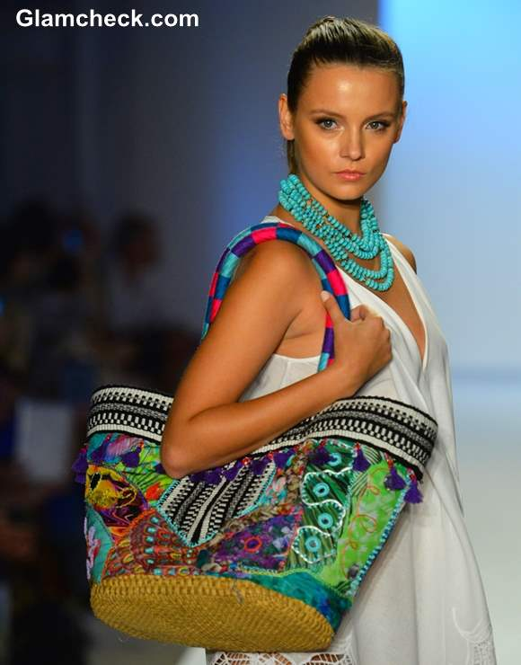 Accessories Trend S-S 2014 - Statement Handbags by Caffe Swimwear