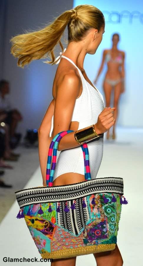 Beach Handbags S-S 2014 by Caffe Swimwear