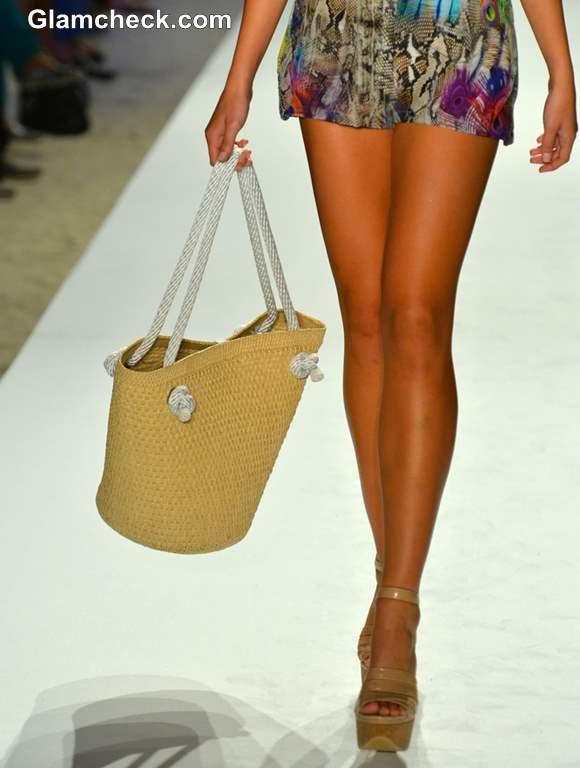 Beach Handbags Trend S-S 2014 Caffe Swimwear