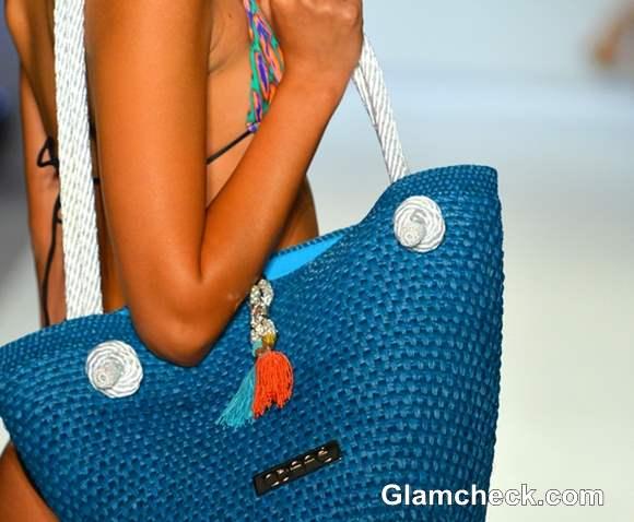 Beach Handbags Trend S-S 2014 by Caffe Swimwear