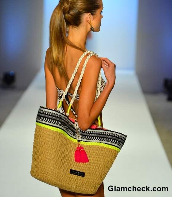 Beach Handbags Trend S-S 2014