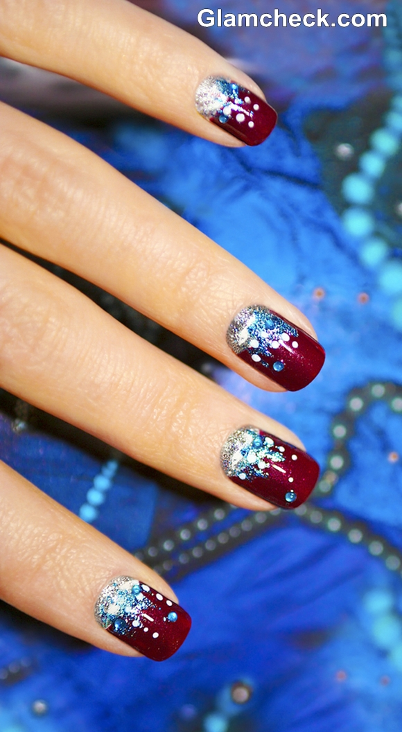 Christmas Nail Art Ideas and Inspirations