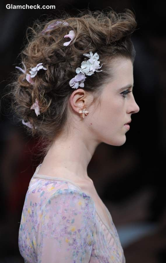 Hairstyle Trends Spring Summer 2014