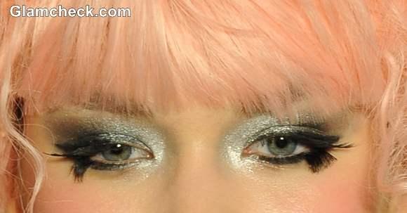 Makeup Trend S-S 2014 - Silver Metallic Eyeshadow
