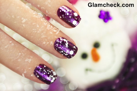 Nail Art Ideas for Christmas