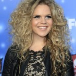 Natalie Stovall Curly Hairstyle