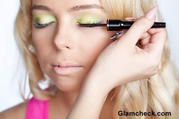 Neon Eyeshadow Eye Makeup