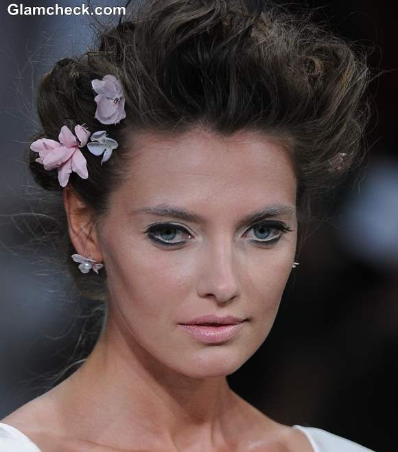 Spring 2014 Hairstyle trends Zac Posen