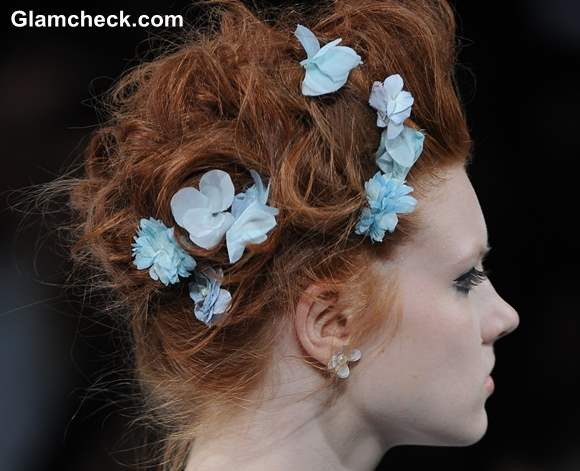 Spring 2014 Hairstyle trends